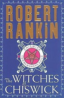book by Robert Rankin