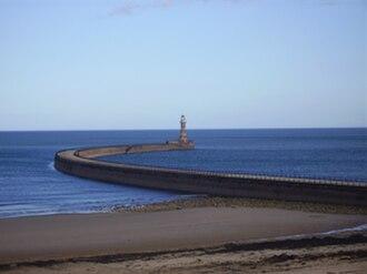 Roker - Roker Pier (the North Pier)