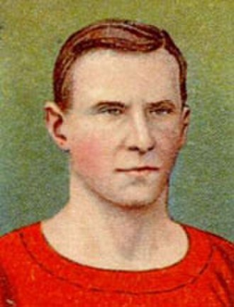 Leigh Richmond Roose - Portrait of Roose on a cigarette card.