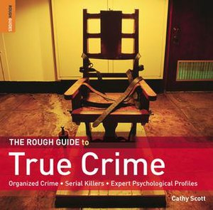 The Rough Guide to True Crime - Image: Rough Guide to True Crime cover