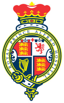 Royal Prince Alfred Hospital (crest).png