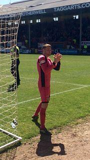 Ryan Scully British footballer
