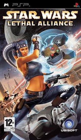 Star Wars: Lethal Alliance - Image: SW Lethalalliance