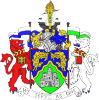 Arms of South Pembrokeshire District Council