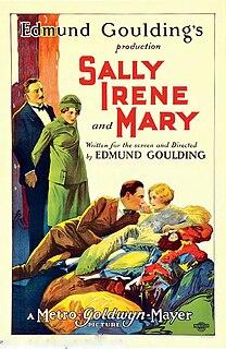 <i>Sally, Irene and Mary</i> 1925 film