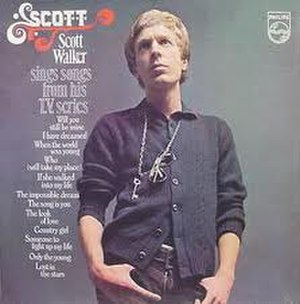 Scott: Scott Walker Sings Songs from his T.V. Series - Image: Scott Walker TV Series