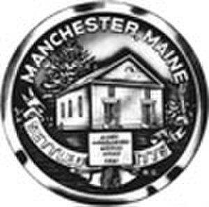 Manchester, Maine - Image: Seal of Manchester, Maine