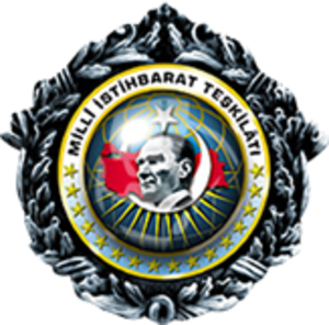 National Intelligence Organization (Turkey) - Image: Seal of the Turkish National Intelligence
