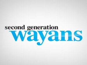 Second Generation Wayans - Image: Second Generation Wayans logo