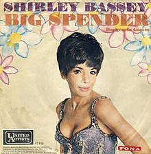 Shirley Bassey, Big Spender, German single cover.jpg