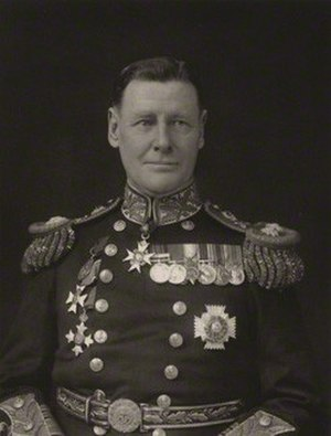 Hugh Watson - Image: Sir Hugh Watson in 1928