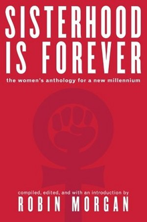Sisterhood Is Forever - Cover of the first edition