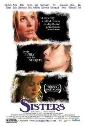 The Sisters (2005 film) - Promotional movie poster