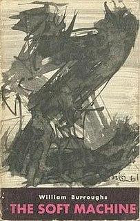 <i>The Soft Machine</i> novel by William S. Burroughs
