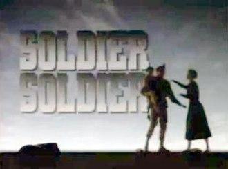 Soldier Soldier - Image: Soldier soldier