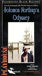 <i>Solomon Northups Odyssey</i> 1984 television film directed by Gordon Parks