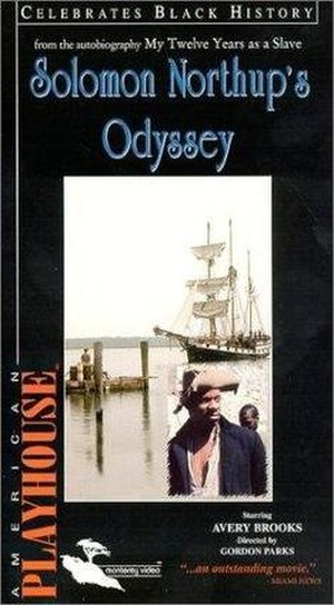 Solomon Northup's Odyssey - Image: Solomon Northup's Odyssey (cover)