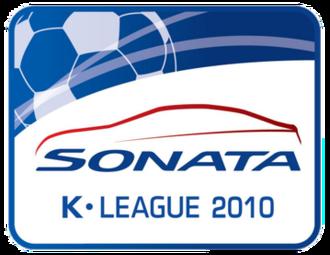 2010 K-League - Image: Sonata K League 2010