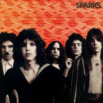 Halfnelson (album) - Image: Sparks Sparks reissue