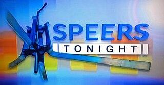 <i>Speers Tonight</i> television series