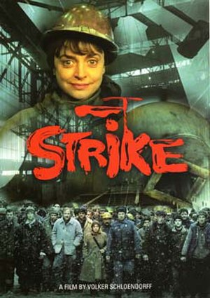 Strike (2006 film) - Image: Strike (2006 film) poster