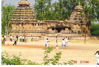 Sudi - Twin Towered Temple at Sudi