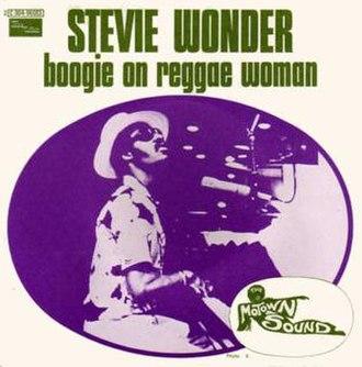 Boogie On Reggae Woman - Image: Swonder boogie