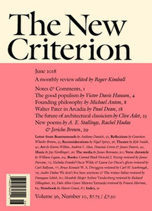 The New Criterion