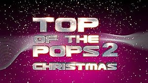 Top of the Pops 2 - 2013–present logo, as seen on the Christmas 2013 special