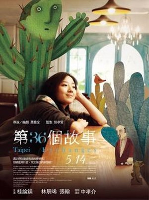 Taipei Exchanges - Taiwan Poster