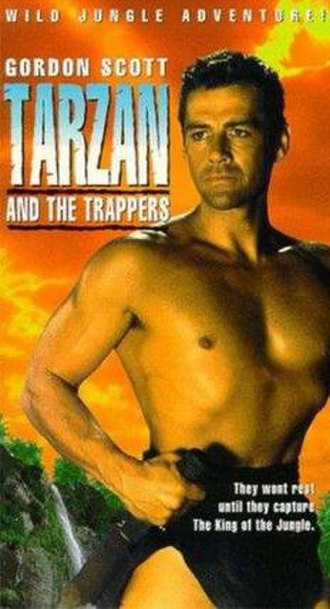 Tarzan and the Trappers - Image: Tarzan and the Trappers (movie poster)