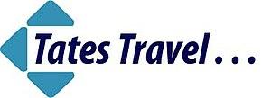Tates Travel - Image: Tates Travel logo