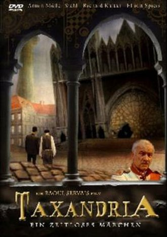 Taxandria (film) - German DVD cover (2008)