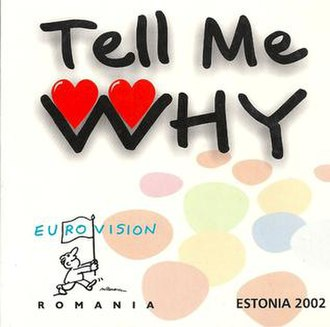 Tell Me Why (Monica Anghel and Marcel Pavel song) - Image: Tell Me Why (Monica Anghel and Marcel Pavel song) coverart