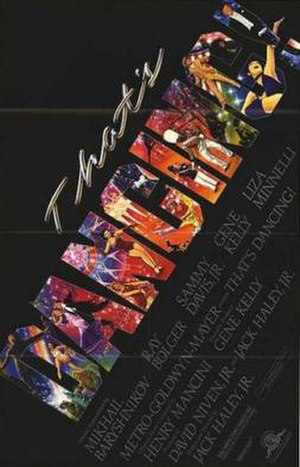 That's Dancing! - Promotional poster for That's Dancing!
