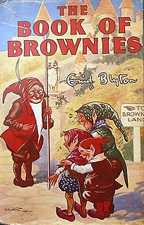 <i>Book of Brownies</i> book by Enid Blyton