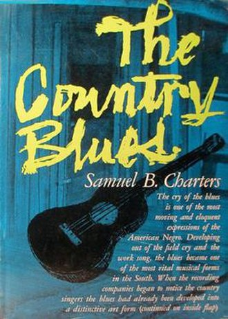 The Country Blues (book) - First edition