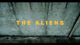 The Aliens (TV series) - Image: The Aliens titlecard