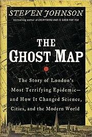 The Ghost Map The Ghost Map   Wikipedia The Ghost Map