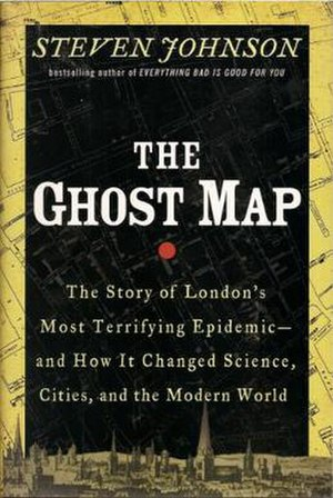 The Ghost Map - Image: The Ghost Map cover