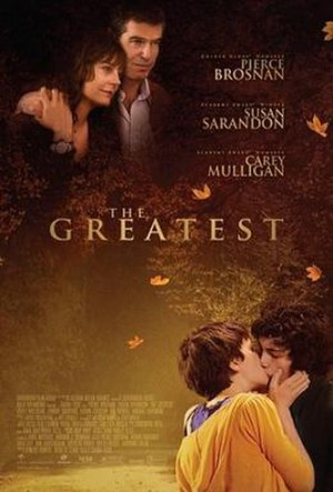 The Greatest (2009 film) - Theatrical poster
