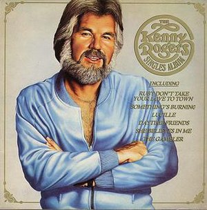 The Kenny Rogers Singles Album - Image: The Kenny Rogers Singles Album