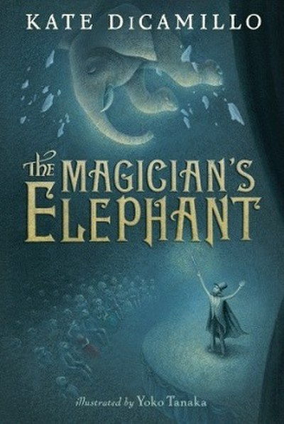 Picture of a book: The Magician's Elephant