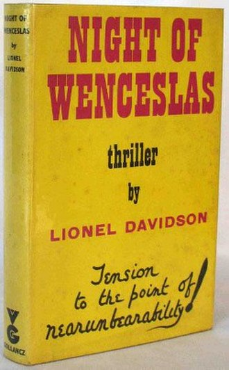 The Night of Wenceslas - First edition (UK)