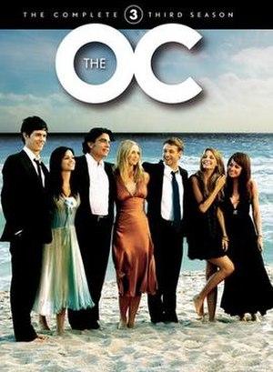 The O.C. (season 3) - DVD cover