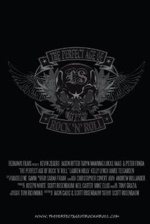 The Perfect Age of Rock 'n' Roll - Image: The Perfect Age of Rock 'n' Roll (movie poster)