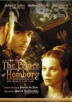 The Prince of Homburg (film) - Film poster