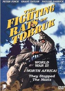 <i>The Rats of Tobruk</i> (film) 1944 film by Charles Chauvel