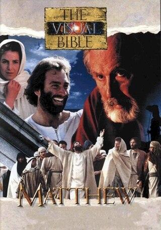 <i>The Visual Bible: Matthew</i> 1993 film by Regardt van den Bergh