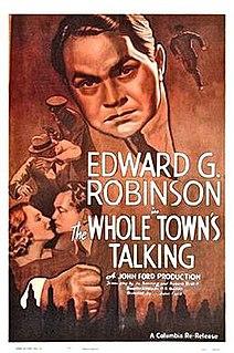 <i>The Whole Towns Talking</i> 1935 film
